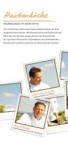 Kulinarische Gastgeber im Weinviertel - Seite 6