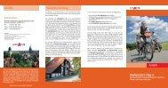 Radwander-Tipp 2 - der Stadt Ahlen