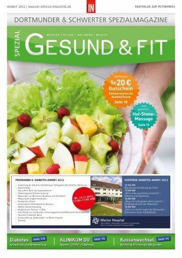 Diabetes - IN-Spezialmagazine