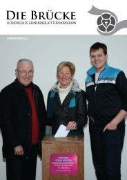 Februar-März 2012 - Lutherisch in Nordhorn