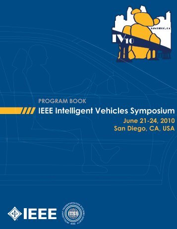 Program book - Computer Vision and Robotics Research - UC San ...