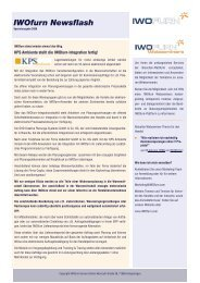 Newsflash - Januar - KPS Ambiente stellt die IWOfurn-Integration