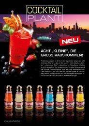 Cocktail Plant - Getränke Kesten GmbH