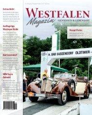 28 Ausgabe Westfalen Magazin_RZ_02.indd - Westfalen Gastro