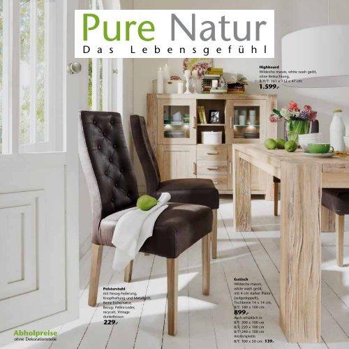 Pure Natur Möbel Niehoff