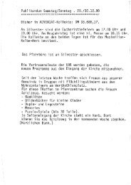 Publikandum St. Ludwig 1990 - Katholische Kirchengemeinde ...