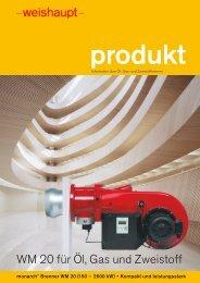 Download Prospekt 1.4 MB (pdf) - Weishaupt