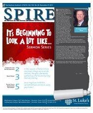 The Spire - St. Luke's United Methodist Church
