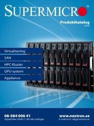 www.nextron.se 08-584 006 41 Produktkatalog - Lindfors Tech ...