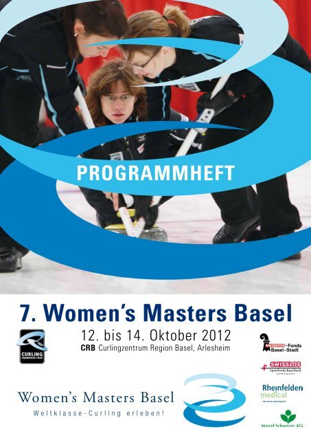 7. Women's Masters Basel PROGRAMMHEFT