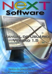 NeXT ERP-Manual do Usuário_v1.2 - NeXT Software
