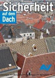 Sicherheit auf dem Dach