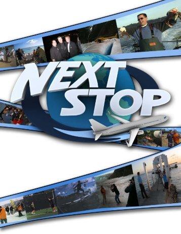 Media/Press Kit - Next Stop Travel Show with Jon Olson
