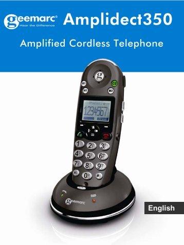 Amplidect350 - Sonic Alert®.com