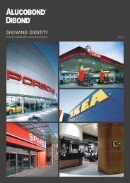 ALUCOBOND ® Corporate Identity Design - ALLEGA