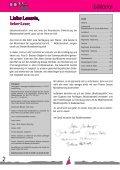 """Donna Lotta"", Heft 17, 2001 - Lebensweltbezogene Mädchenarbeit - Seite 2"