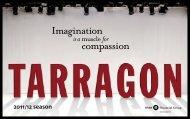 The Golden Dragon - Tarragon Theatre