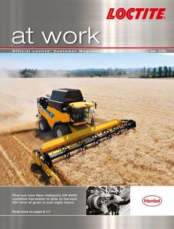 Loctite Customer Magazine Issue 3