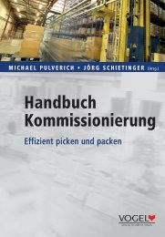Handbuch Kommissionierung - Verlag Heinrich Vogel