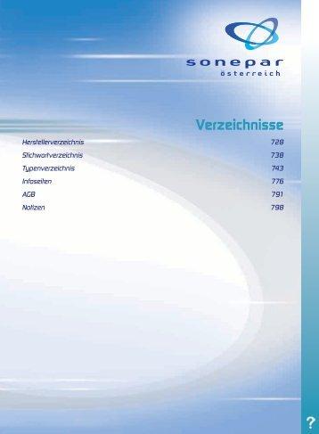 Sonepar Energieverteilung und Automatisierung 2009/10