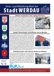 Nr. 18 - Stadt Werdau