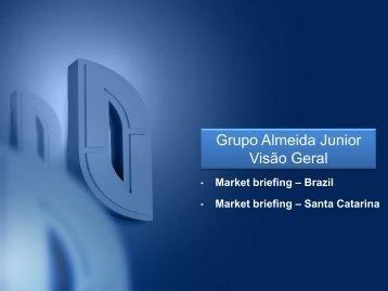 Apresentação do PowerPoint - Almeida Junior