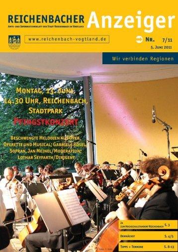 Pfingstkonzert - Reichenbach
