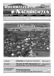 chluss-Verkau G eo r S f René Schubert Garten - Gemeinde Oderwitz