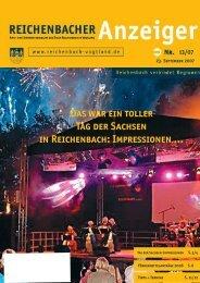 Das war ein toller Tag der Sachsen in Reichenbach: Impressionen ...