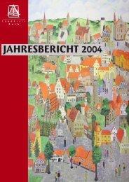 Jahresbericht 2005 des Landkreises Roth - Landratsamt Roth