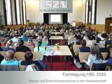 25. November 2010, Bremen - Schulzentrum Neustadt