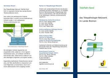 TelePath-Nord (.pdf) - bei der Pathologie Bremen