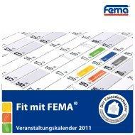 Fit mit FEMA® - FEMA Farben + Putze GmbH