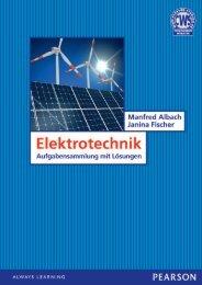 Elektrotechnik - Aufgabensammlung mit Lösungen - Pearson Studium
