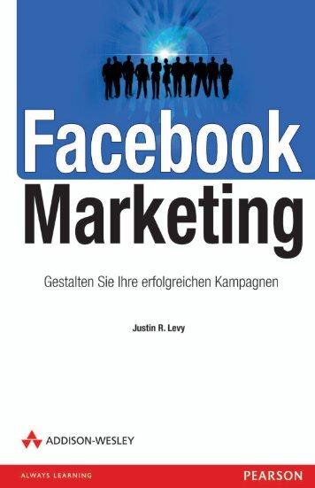 Facebook Marketing - *978-3-8273-3107-6 ... - Addison-Wesley