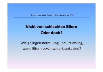 Familienberatungsstelle AURYN - Psychosozialer Trägerverein ...