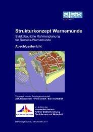 Strukturkonzept -Text - Hansestadt Rostock