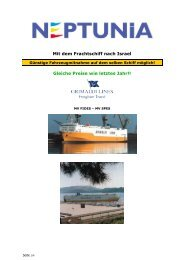 MV Fides / MV Spes - Go Israel