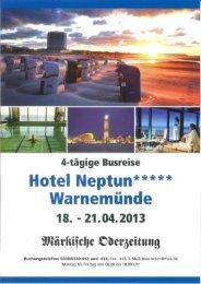 Hotel Neptun***** - Shop