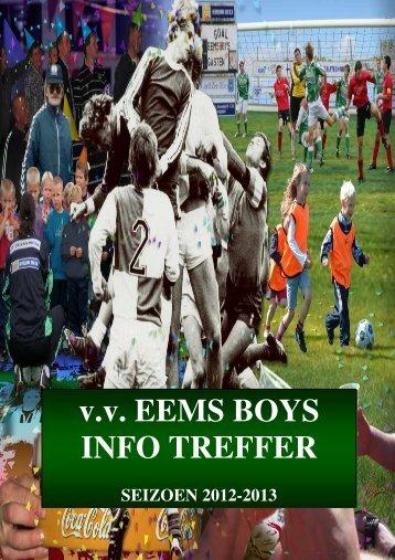 Infotreffer 2012-2013 versie definitief - Eems Boys