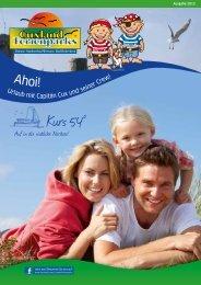 Broschüre Herunterladen - Cuxland-Ferienparks