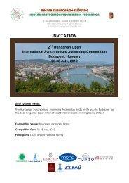 INVITATION - SK Neptun Praha