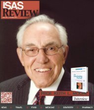 ISAS Review Issue 2 November 2012