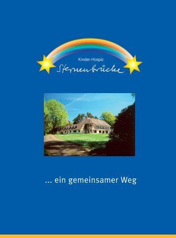 Konzept - Kinder-Hospiz Sternenbrücke