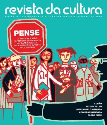 m - Revista da Cultura