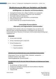 Fachtagung der Heilpädagogischen Gesellschaft 11.- 12.März Graz