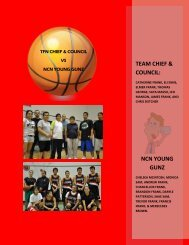 team chief & council: ncn young gunz - Tla-o-qui-aht First Nations