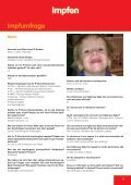 Impfumfrage - Elternvereinigung für das herzkranke Kind - Seite 3