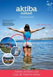 Guía de Turismo Activo - turismo de Euskadi