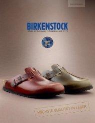 Birkenstock Clogs Leder 2012